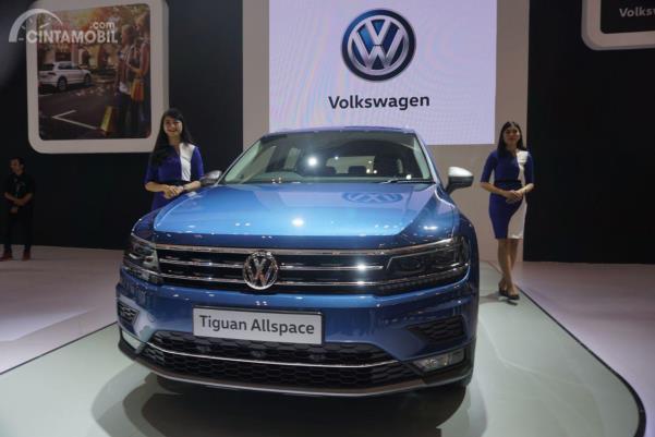 Volkswagen Tiguan Allspace, SUV Eropa Dengan Cita Rasa Indonesia
