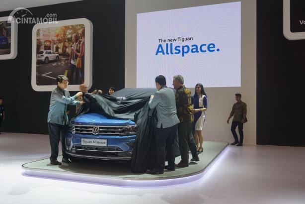 Peluncuran Volkswagen Tiguan Allspace GIIAS 2019
