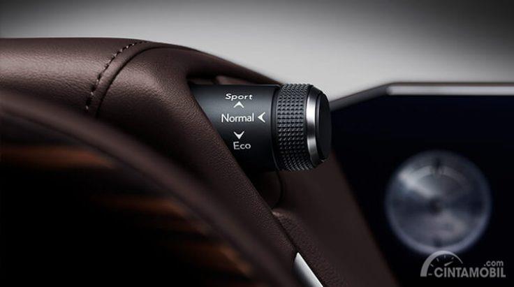 Foto mode berkendara yang tersedia di Lexus ES 2019