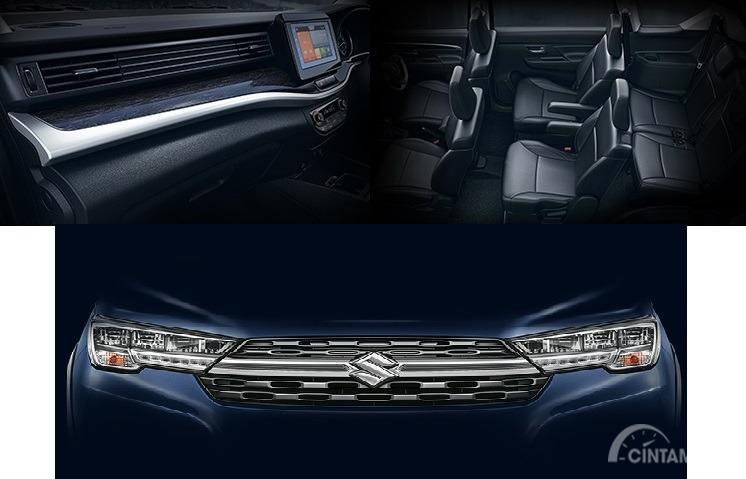 Gambar menunjukkan Varian Suzuki XL6