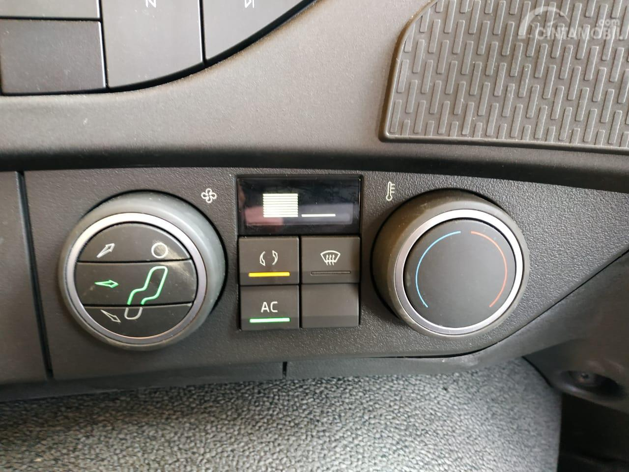 Pengaturan Air Conditioning System Volvo FMX 400 6x4R VDS 2019
