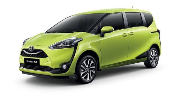 Ramai Diperbincangkan, Inikah Spesifikasi Toyota Sienta Facelift di Indonesia?