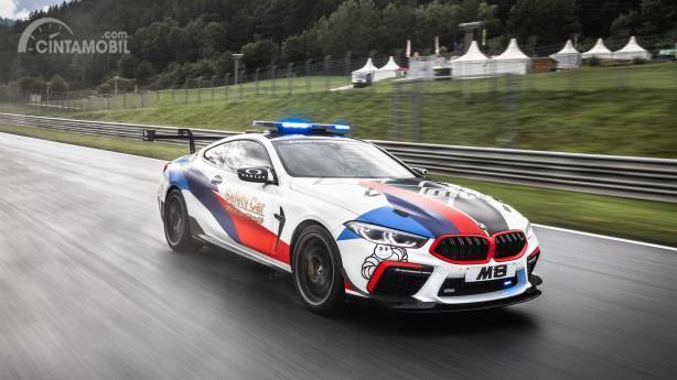 BMW Siapkan M8 Competition Sebagai Safety Car MotoGP