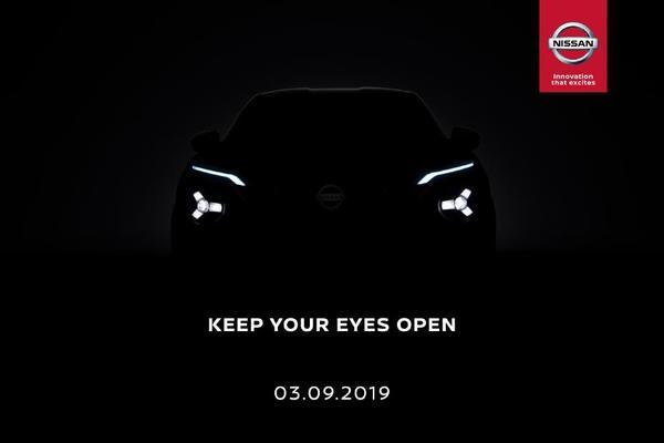 Foto brosur launching Nissan Juke di Eropa