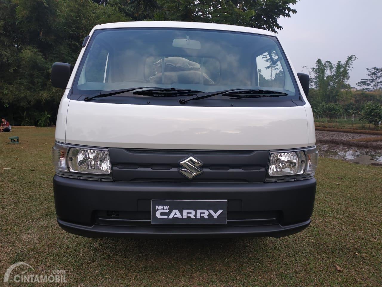 Review Suzuki New Carry Pick Up Wide Deck 2019