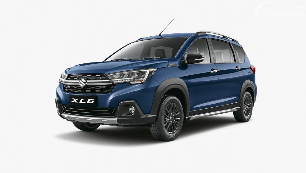 Gambar Menunjukkan Suzuki XL6 2019