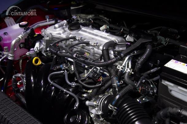 Operasi mesin Toyota Corolla Altis GR Sport 2019 memiliki daya maksimum hingga 140 HP dengan torsi maksimum sebesar 177 Nm
