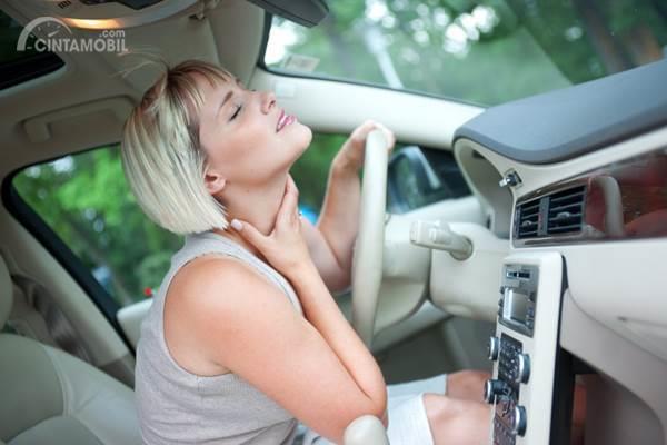 AC mobil tidak dingin