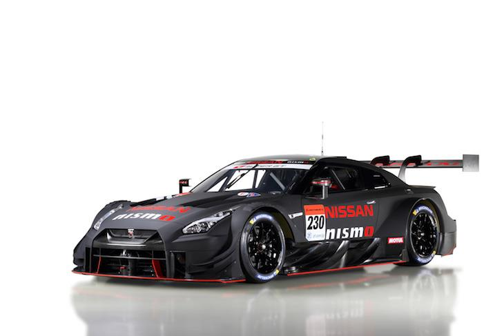 Nissan GTR spesifikasi GT500 2020 berwarna hitam