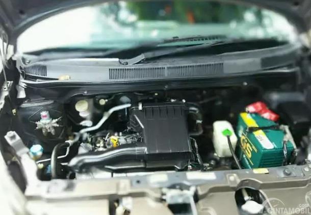 Mesin Suzuki Splash 2010 dipersenjatai dengan kapasitas silinder 1.197 cc