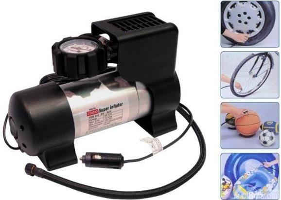 Coido 6218 merupakan pompa ban mobil elektrik yang punya tekanan 150 Psi dan punya Build Quality yang bagus