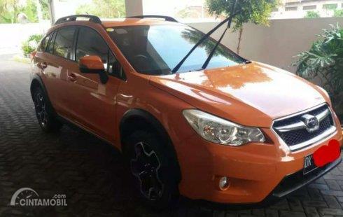 Subaru XV 2014 warna oranye