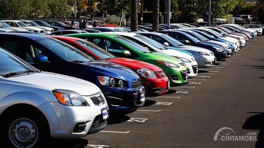 Ragam pilihan mobil bekas