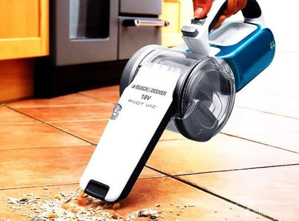 Vacuum Cleaner mobil dengan fitur HEPA sangatlah mumpuni karena mampu menyaring debu hingga ke partikel terkecil