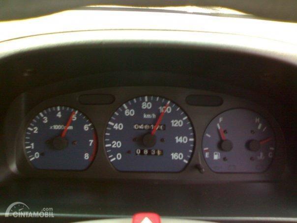 Gambar speedometer Suzuki Karimun GX 2005