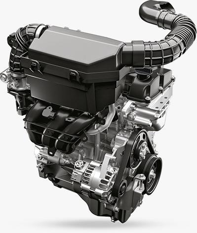 Gambar menunjukkan Mesin K10B Suzuki S-Presso 2019