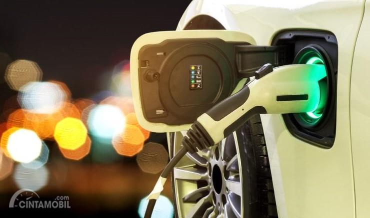 Mobil Listrik Kebal Aturan Ganjil Genap, Bakal Diberi Tanda Khusus?