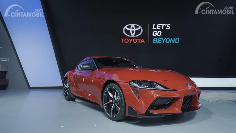 Mau Beli Mobil Toyota GR Supra Resmi? Ini Dia Informasi Harganya
