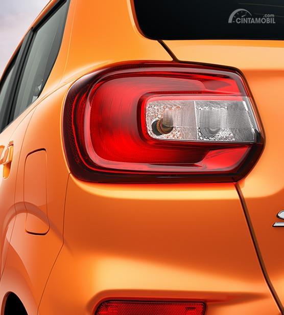 Gambar menunjukkan Lampu belakang Suzuki S-Presso 2019