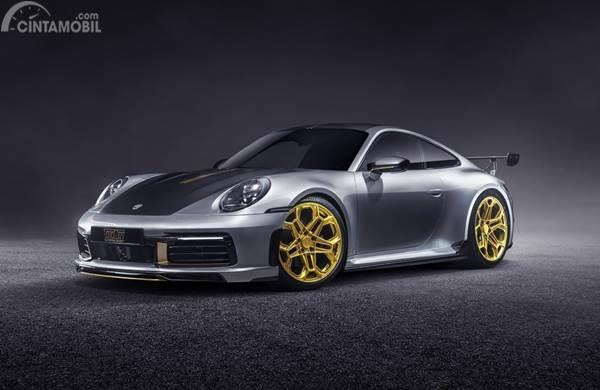 Paket Lengkap Modifikasi Porsche 911 992 dari TechArt