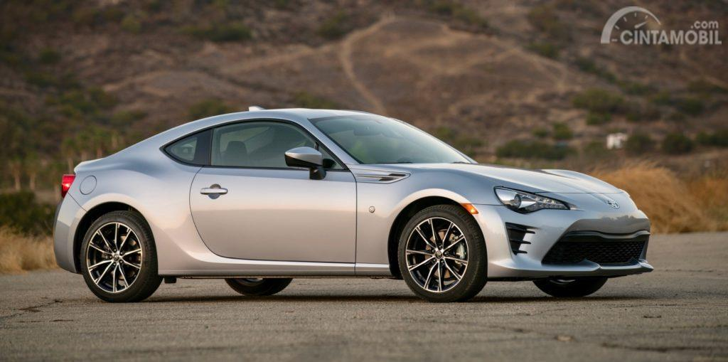 Toyota 86 2019 Silver