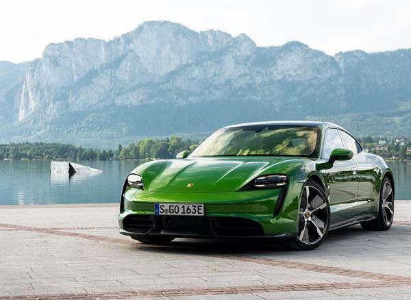 Porsche Taycan Bisa Bikin Pengemudinya Lelah