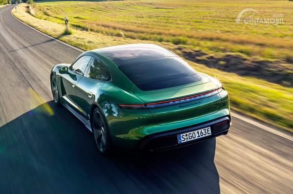 Porsche End