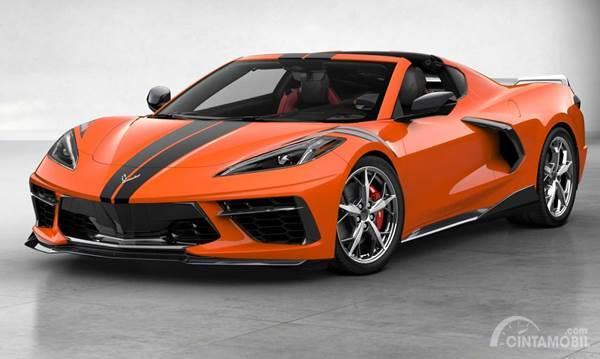 Modifikasi Chevrolet Corvette C8, Biayanya Sentuh Rp1,5 Miliar