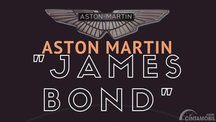 [Infografik] 8 Mobil Aston Martin Sepanjang Sejarah Adaptasi Film James Bond