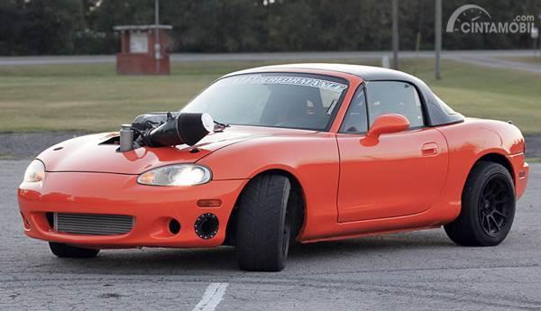 Mazda MX-5 Miata Hellcat