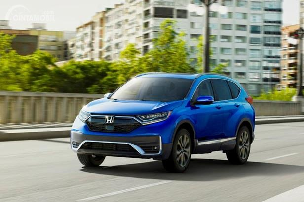 Fitur Keselamatan Honda CR-V 2020 berhasil mendapatkan rating bintang 5 pada NCAP