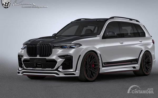 BMW X7 Modification Front
