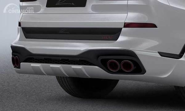 BMW X7 Muffler