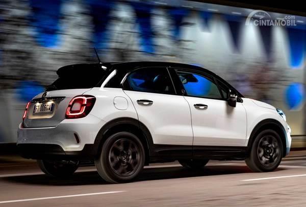 Fiat 500X White