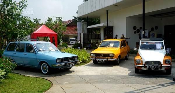 Saturday Frenc Automobil Meet-up 2019 Akan Jadi Pameran Mobil Perancis di Indonesia