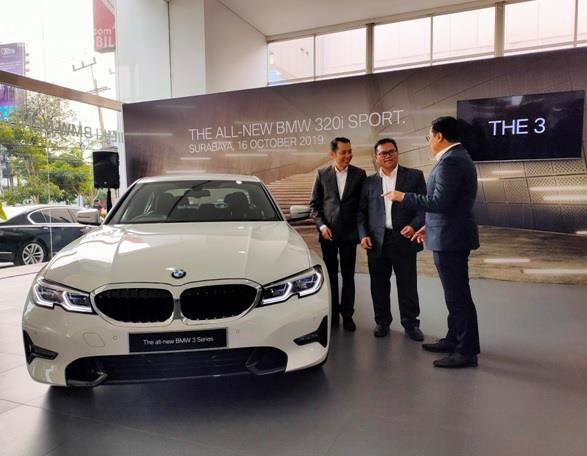 Setelah Jakarta, BMW 320i Akhirnya Meluncur Di Surabaya