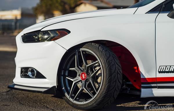 Ford Fusion wheels