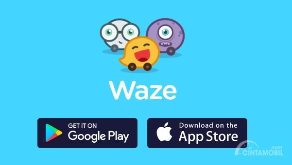 Aplikasi Waze Terbaru