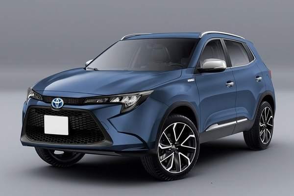 Toyota Rise, SUV Kompak Terbaru Toyota Yang Akan Memulai Debutnya Bulan Depan