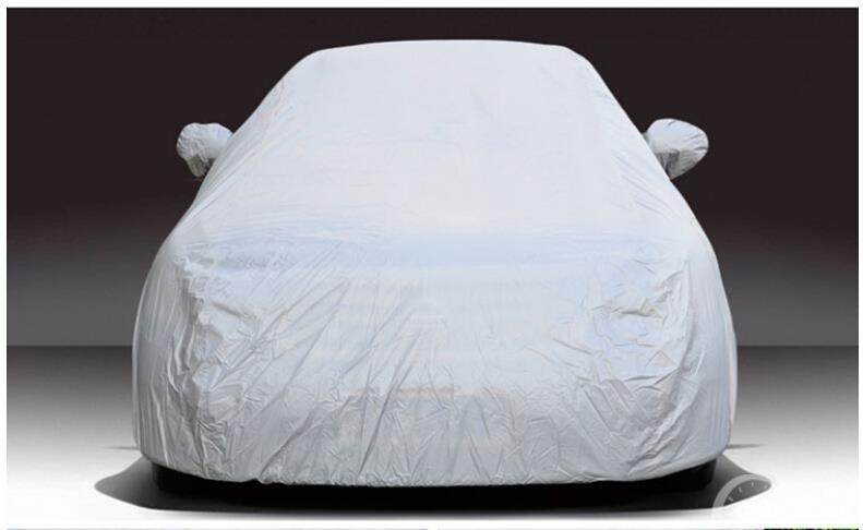 Contoh cover mobil SUV