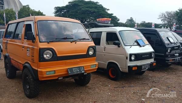 mobil Suzuki Carry klasik