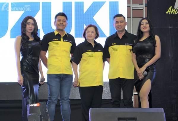Direksi SIS dan Diler Suzuki Cirebon