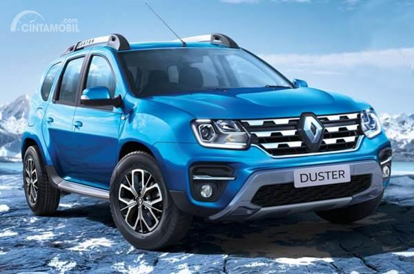 Renault Duster Blue