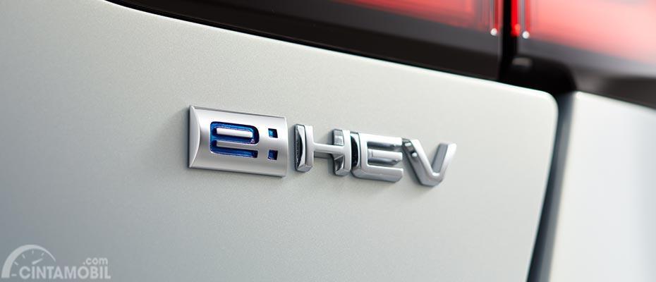 Foto Honda Jazz 2020 mengusung teknologi Honda e-HEV