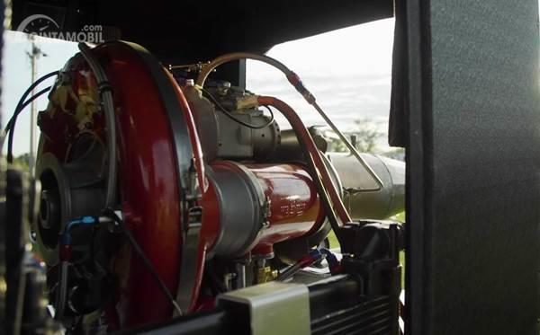 mesin pesawat terbang