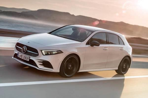 Recall Mercedes-Benz A Class CLA dan GLC Terbaru Akibat Airbag