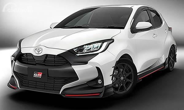Modifikasi Toyota New Yaris TRD dan Modellista, Beda Tema Keren yang Mana?