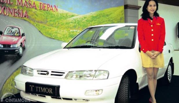 Review Timor S515 1996 Sejarah Mobil Nasional Terbaik Di Eranya