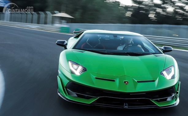 Lamborghini Aventador SVJ adalah mobil menawan yang punya akselerasi 0-100 Km dalam tempo 2,8 detik