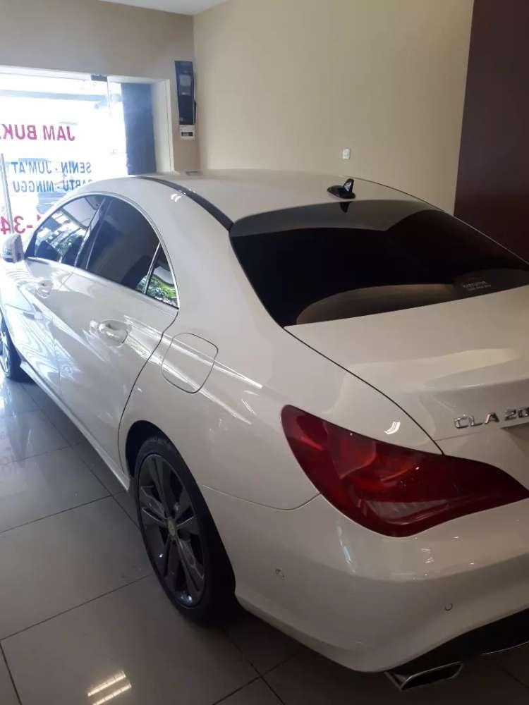 mobil mercedes-benz cla 2015 200 dijual, dki jakarta